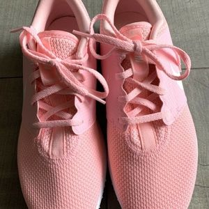 Nike Wmns Roshe G Golf Shoes Pink Arctic Punch 8.5